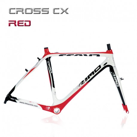 CUADRO CICLOCROSS CX RED